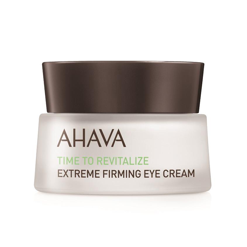 AHAVA Time To Revitalize Радикально восстанавливающий и придающий упругость крем для контура глаз