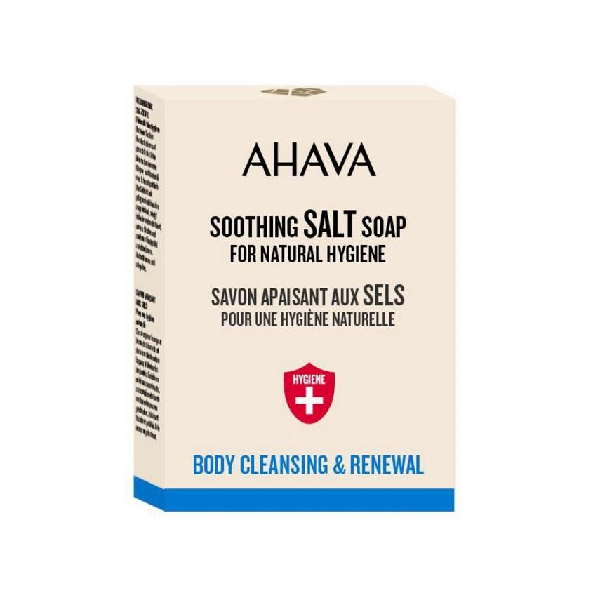 AHAVA CLEANSING&RENEWAL Успокаивающее мыло на основе соли мертвого моря