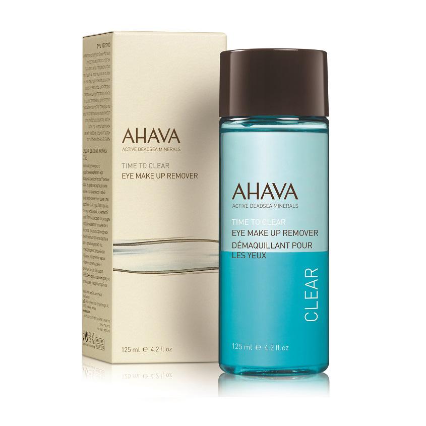 AHAVA Time To Clear Средство для снятия макияжа с глаз