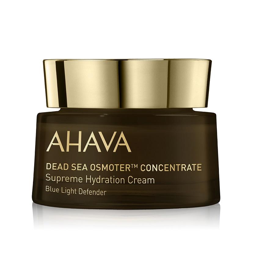 AHAVA Dsoc Концентрат минералов мёртвого моря osmoter Активный увлажняющий крем