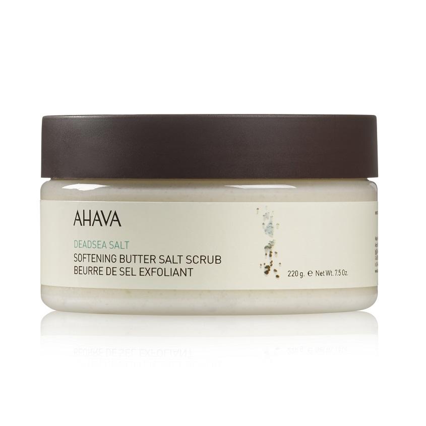AHAVA Deadsea Salt Смягчающий масляно-солевой скраб