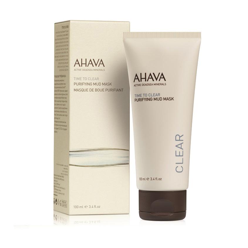 AHAVA Time To Clear Очищающая грязевая маска