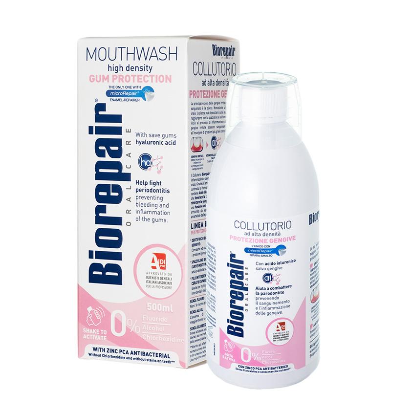 BIOREPAIR Gum Protection Ополаскиватель для полости рта «Для защиты дёсен»