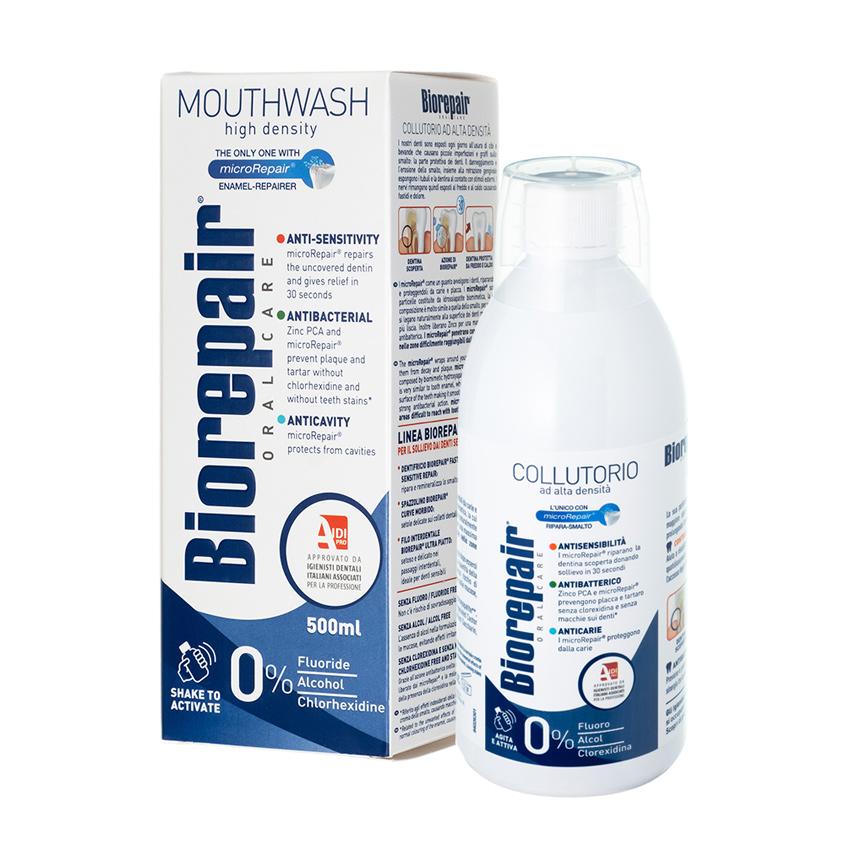 BIOREPAIR Mouthwash Antibacterial Ополаскиватель для полости рта