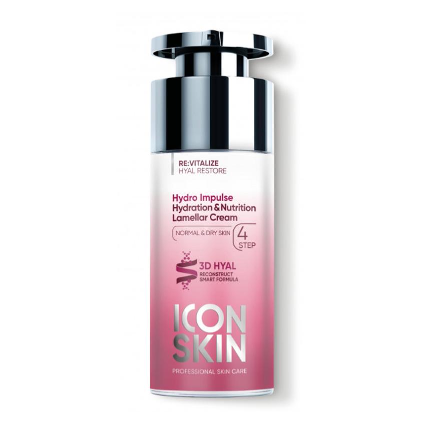 ICON SKIN Ламеллярный увлажняющий питательный крем Hydro Impulse