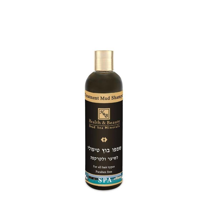 Купить HEALTH&BEAUTY Шампунь с минералами (грязь Мертвого моря) для волос и кожи головы