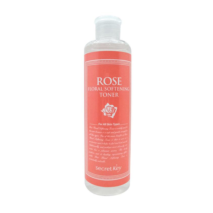 SECRET KEY Увлажняющий тонер для лица с экстрактом дамасской розы