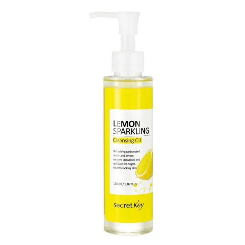 SECRET KEY Гидрофильное масло с экстрактом лимона