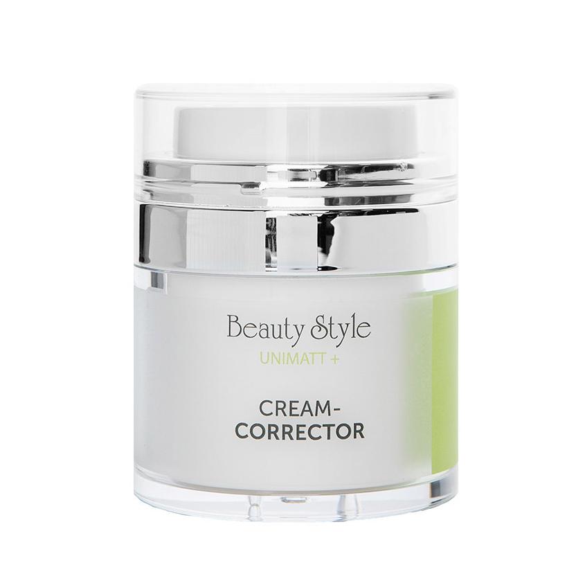"""BEAUTY STYLE Крем-корректор пор и сального блеска для жирной и смешанной кожи """"UNIMATT +"""""""