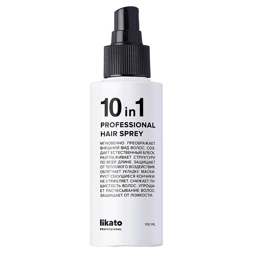 LIKATO Профессиональный спрей для мгновенного восстановления волос 10в1 MAGIC