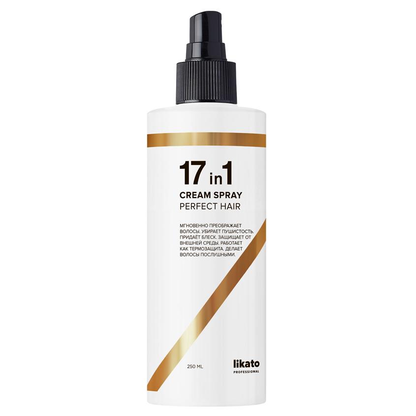 LIKATO Спрей для идеальных волос 17в1 MAGIC