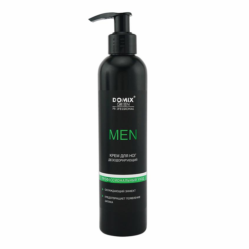 DOMIX DGP Крем для ног дезодорирующий MEN