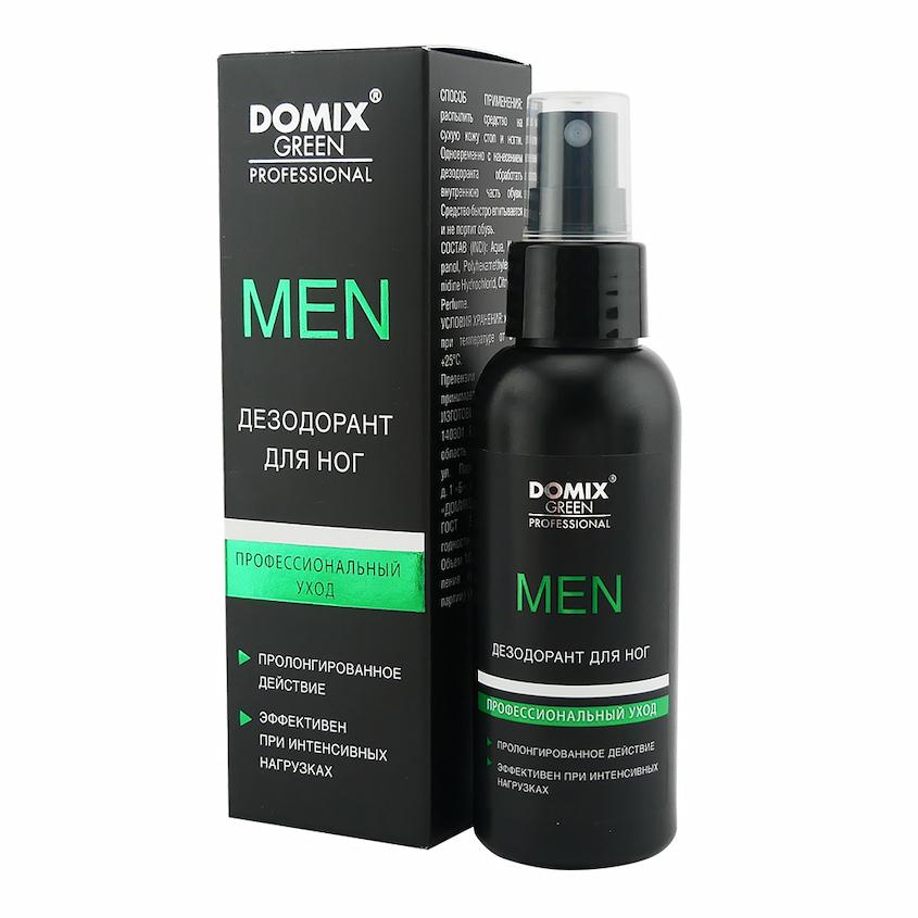 Купить DOMIX DGP Дезодорант для ног MEN