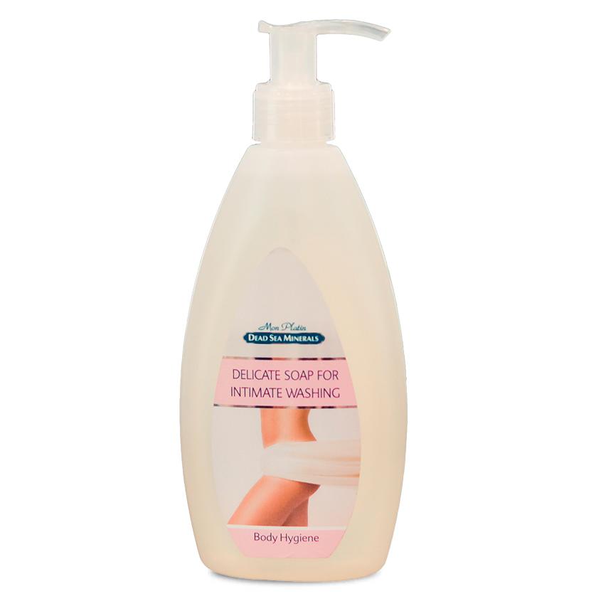 MON PLATIN Нежное мыло для интимной гигиены