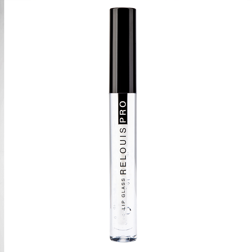 RELOUIS Блеск для губ RELOUIS PRO Lip Glass с эффектом жидкого стекла
