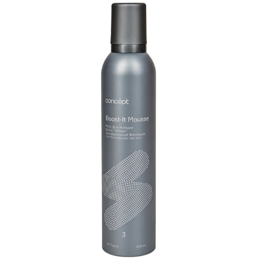 CONCEPT Лак для волос экстрасильной фиксации и объема ART TOUCH Стайлинг