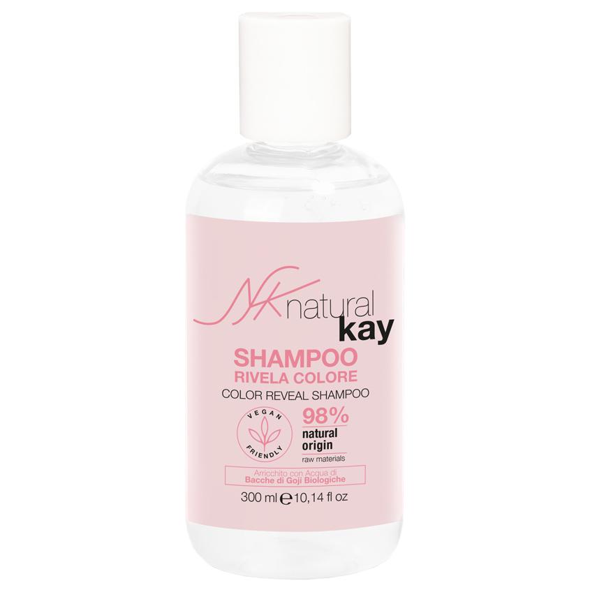 KAYPRO Шампунь Natural Kay для натуральных и окрашенных волос