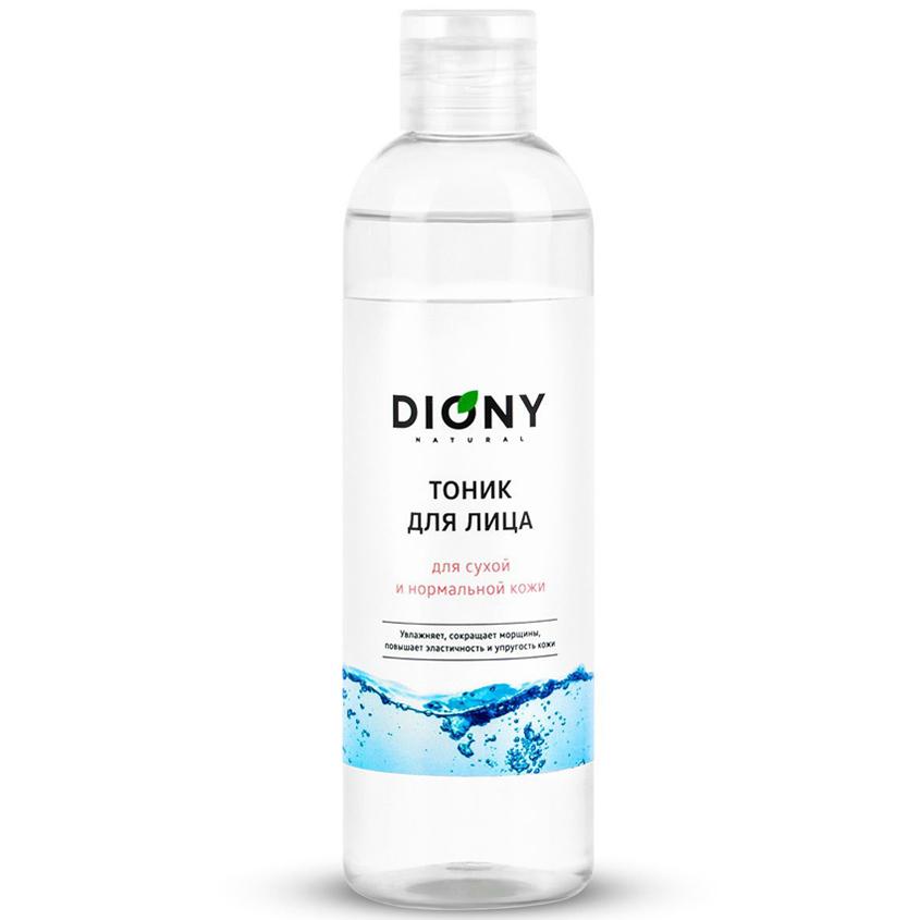 DIONY Тоник для лица для сухой и нормальной кожи