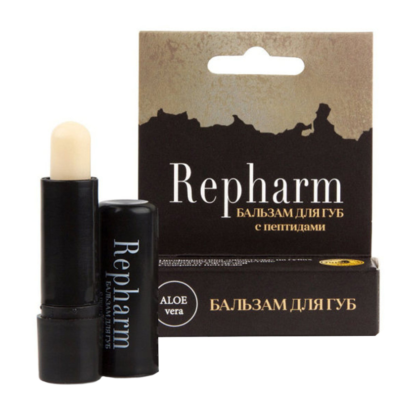 Купить REPHARM Бальзам для губ с пептидами