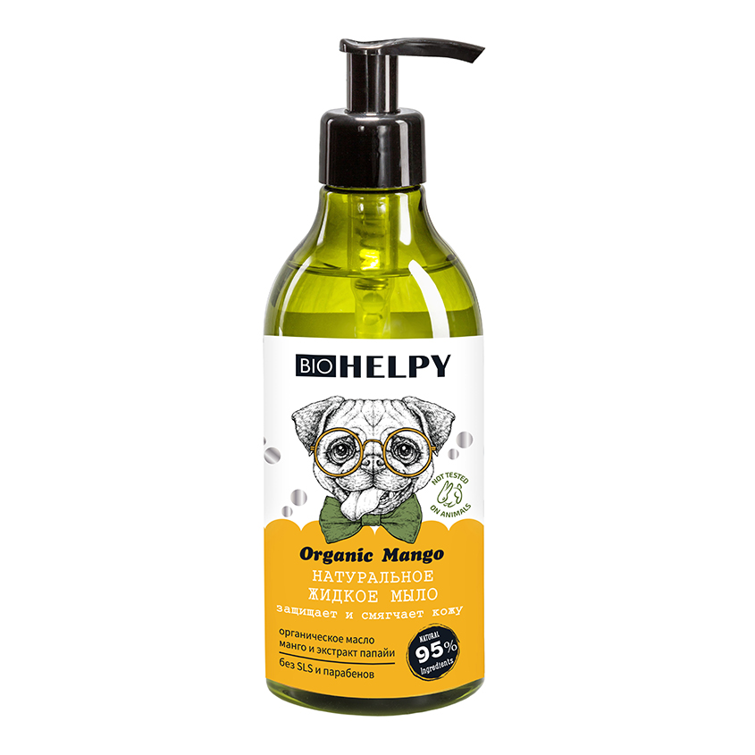 женское мыло biohelpy