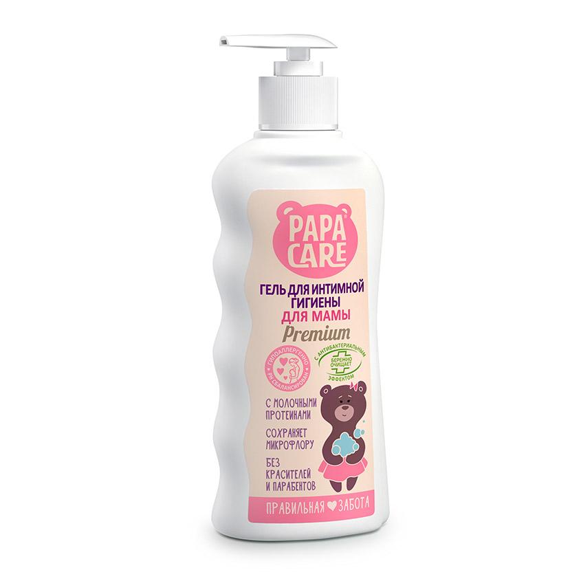 Купить PAPA CARE Гель для интимной гигиены мам с молочной кислотой и пантенолом