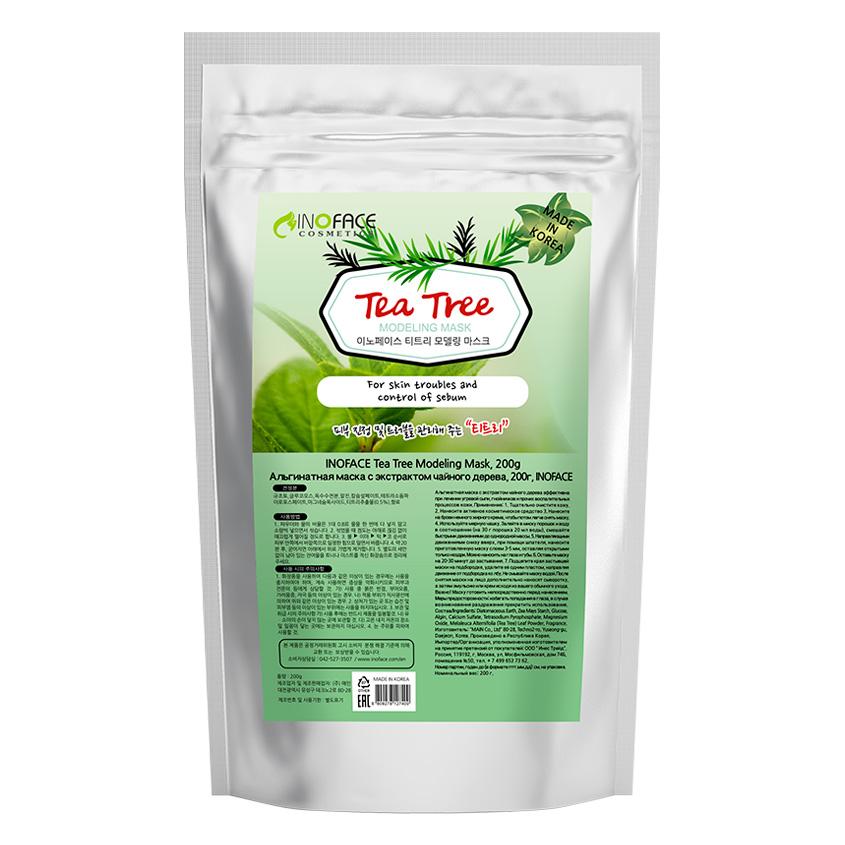 Купить INOFACE Маска альгинатная с экстрактом чайного дерева