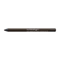 MISSLYN Водостойкий карандаш для бровей soft eyebrow liner waterprof № 3 Blond, 1.2 г