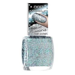 MISSLYN Лак для ногтей Metallic Diamond № 86B, 10 мл