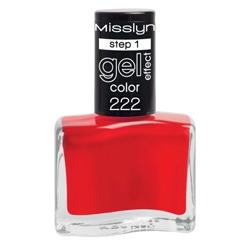 MISSLYN Лак для ногтей с эффектом гелевого маникюра Gel Effect Nail Polish № 234
