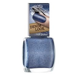 MISSLYN Лак для ногтей Denim Look № 08 Stonewashed, 10 мл