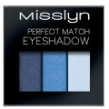 MISSLYN Тени для век Perfect Match Eyeshadow