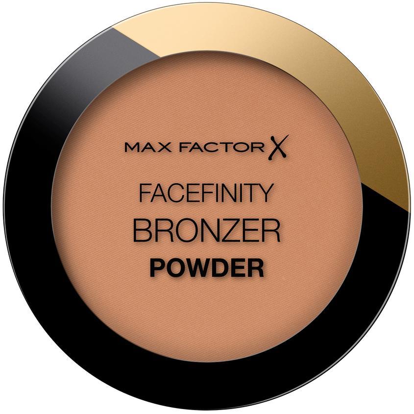 MAX FACTOR Бронзирующая пудра Facefinity Matte Bronzer