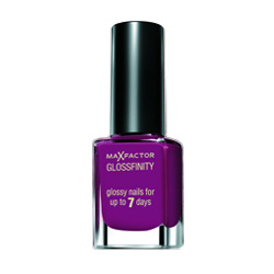 MAX FACTOR Лак для ногтей Glossfinity № 155 Burgundy Crush