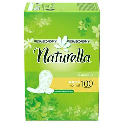 NATURELLA Женские гигиенические прокладки на каждый день Camomile Normal 100 шт.