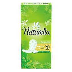 NATURELLA ������� ������������� ��������� �� ������ ���� Camomile Normal Single 20 ��.