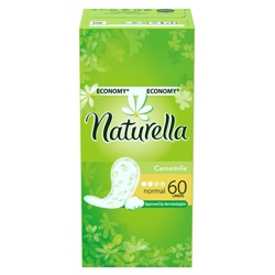 NATURELLA Женские гигиенические прокладки на каждый день Camomile Normal Trio 60 шт. тепловая завеса ресанта тз 5с