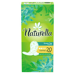 NATURELLA ������� ������������� ��������� �� ������ ���� Green Tea Magic Normal (� �������� �������� ���) Single 20 ��.