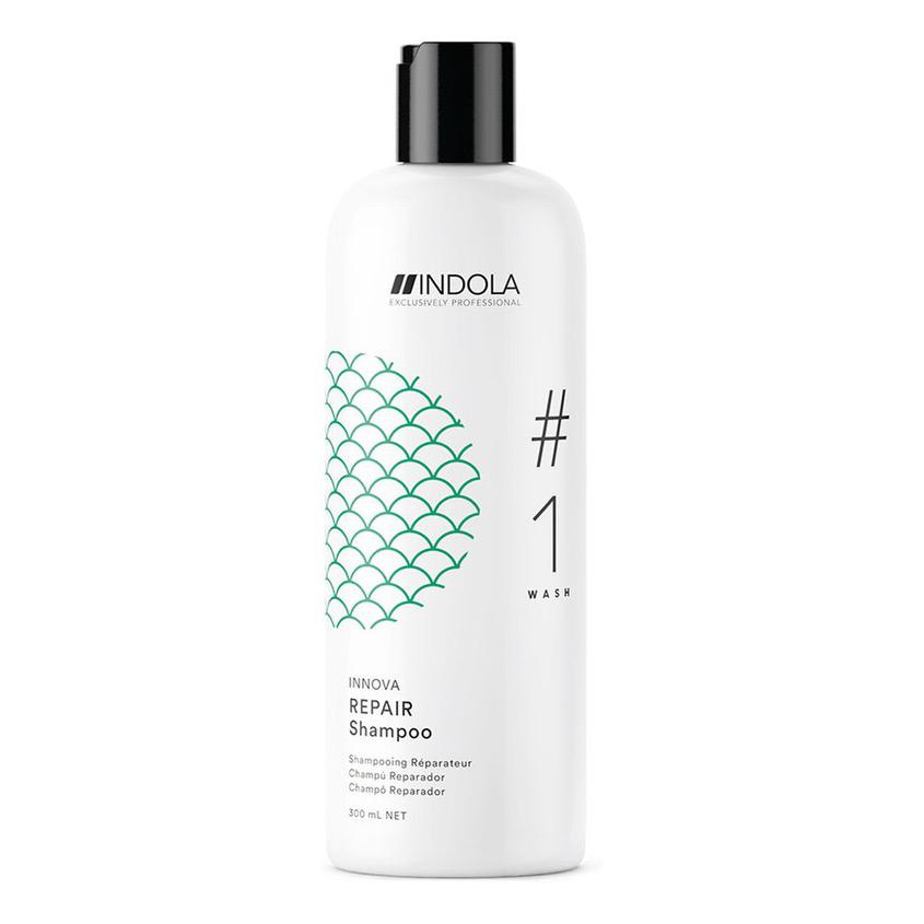 INDOLA Восстанавливающий шампунь для волос «REPAIR #1 wash INNOVA»