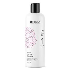 INDOLA Шампунь для окрашенных волос COLOR #1 wash INNOVA 300 мл шампунь indola hydrate shampoo 1 wash объем 300 мл