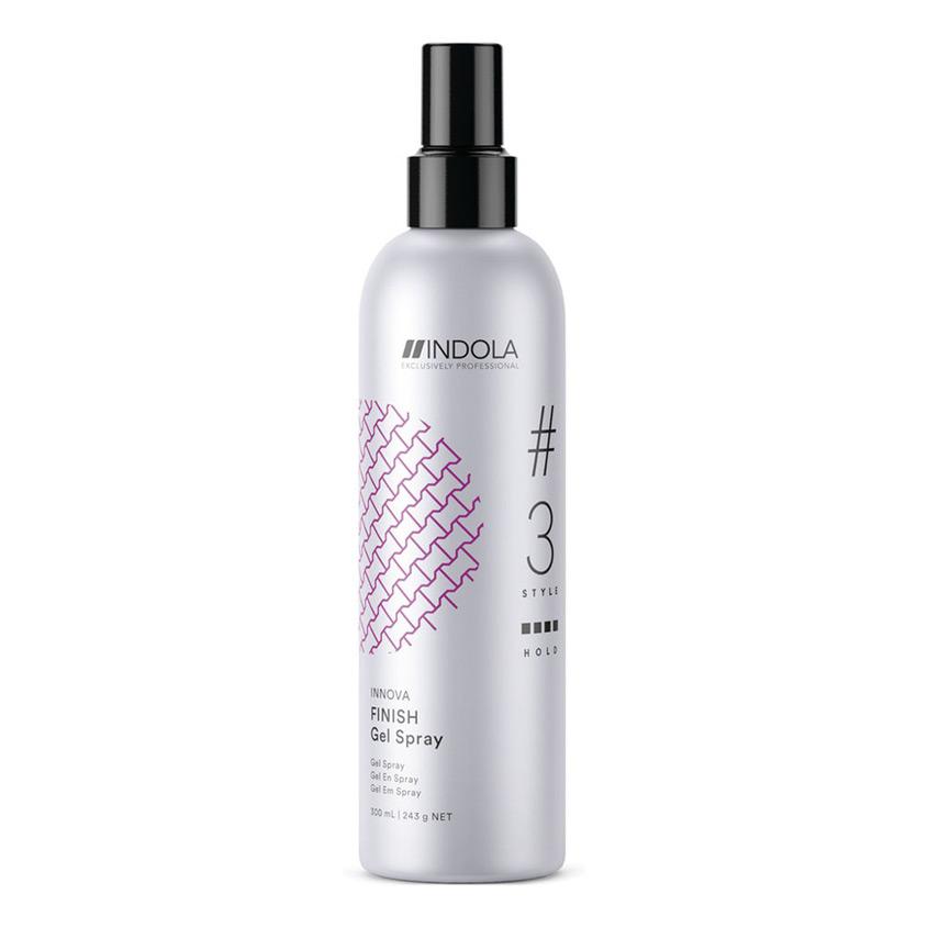 "INDOLA Гель-спрей для волос ""FINISH #3 style INNOVA"""