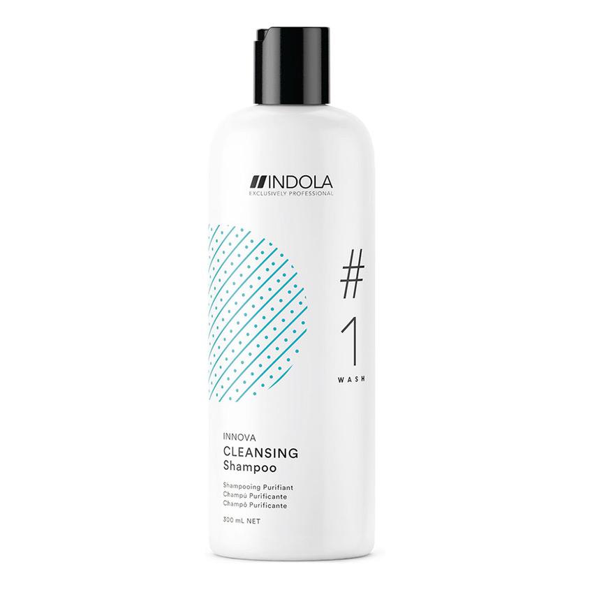 INDOLA Очищающий шампунь для волос «CLEANSING #1 wash INNOVA»