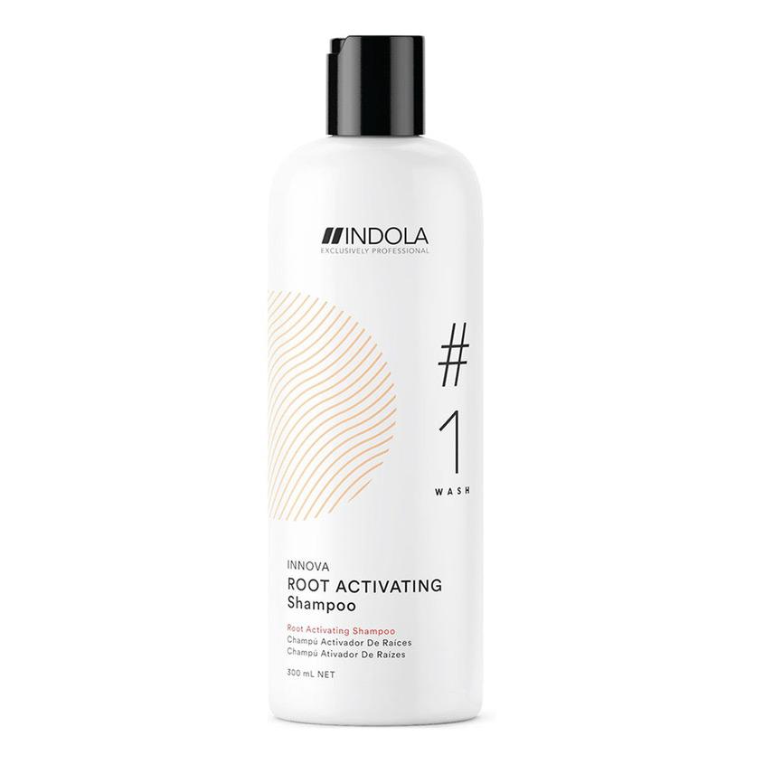 INDOLA Шампунь для роста волос «ROOT ACTIVATING #1 wash INNOVA»