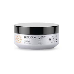 INDOLA Текстурирующий воск для волос TEXTURE #3 style INNOVA 85 мл