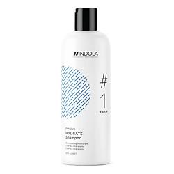 INDOLA Увлажняющий шампунь для волос HYDRATE #1 wash INNOVA 300 мл шампунь indola hydrate shampoo 1 wash объем 300 мл
