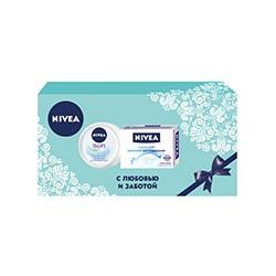 NIVEA Набор с интенсивным увлажняющим кремом Soft