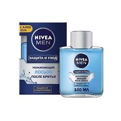 NIVEA Лосьон после бритья увлажняющий Защита и Уход 100 мл