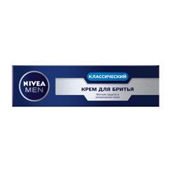 NIVEA Классический увлажняющий крем для бритья 100 мл