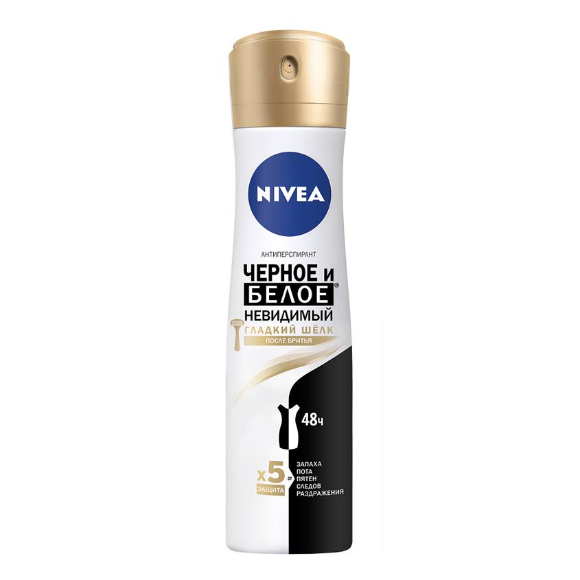 NIVEA Антиперспирант спрей Гладкий шелк