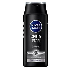 NIVEA Шампунь для мужчин Сила угля 250 мл