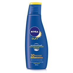 NIVEA Лосьон солнцезащитный SPF30